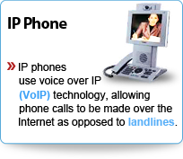 IP Telephone System